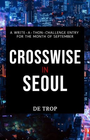 Crosswise In Seoul by IamDeTrop