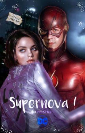 SUPERNOVA ── the flash  by samxily