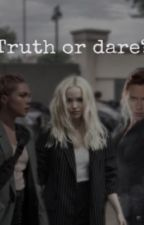 Truth or dare || Avengers autorstwa owsianka_samarki