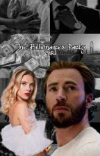 The Billionaires Party Girl by Romanogersroyalty