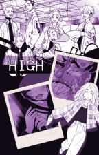 HIGH. || TOKYO REVENGERS CHATFIC | !!FEM!! by acamaza_