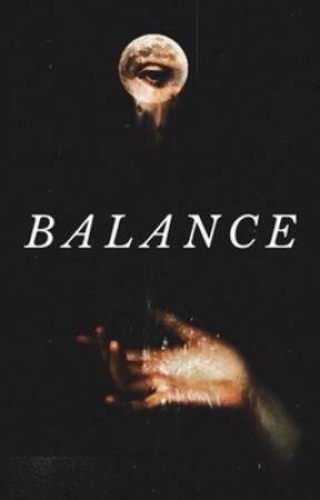 balance by darklingslilhoe
