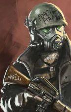 Ranger of the desert by JordanMeagher
