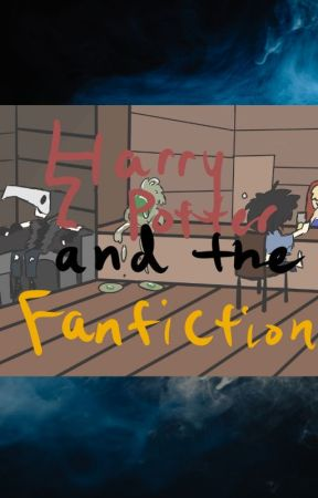 A Questionable Harry Potter Fanfiction by MickeySalah