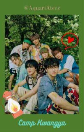 Camp Kwangya | NCT Dream FF ✅ by HoonieFilter