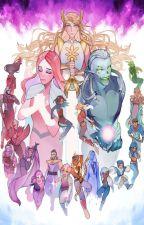 Princess Of Will (Female Reader X She-ra) by Magical_Halfa
