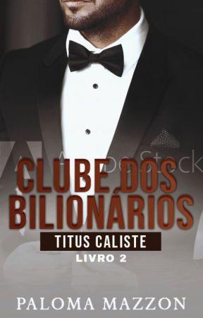 CLUBE DOS BILIONÁRIOS | Titus Caliste by lmazzon