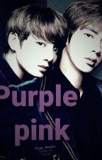 purple pink(kookjin) by queenlvjjk