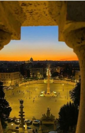 Dove Roma Finisce  by MissNobody-13