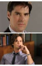You're Safe Now (Spencer Reid Adopted By Aaron Hotchner) by NarcissaAlexia
