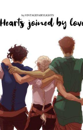Hearts joined by love by TrinaChakraborty