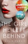The Girl He Left Behind [on Radish] cover