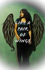 Like a pair of wings by RyuuLu
