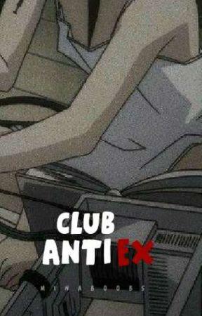CLUB ANTI-EX ✧ Minayeon AU. by twcejen