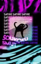 Soukoku Smut - satire by trxngaa