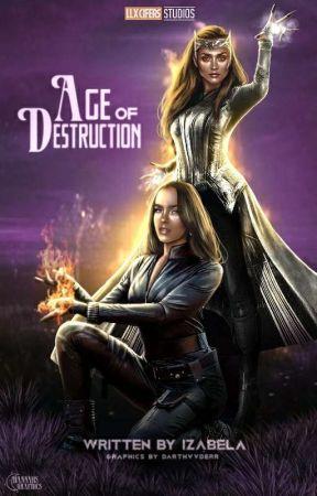 AGE OF DESTRUCTION ( marvel.. ) by -lxcifer