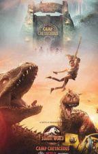 Camp Cretaceous: dinosaur survival  by Tacidiacon