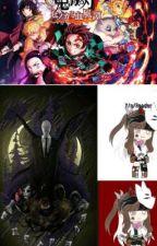 A Demon Slayer Killer /Kny x CreepyPasta Child!Reader\ by _Sleepy_-Violet-