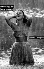 Dancing in the rain- @tinalovegood_ od tinalovegood_
