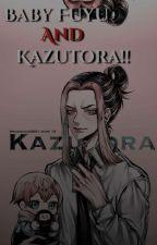 Baby fuyu and Kazutora || Tokyo revengers oleh lilpum07