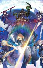 Fate Grand Order x Akira OC Fanfiction by GoldenAkira