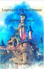 Water Princess Fairy (Gwenthniel Academy) by MissLuna19xx