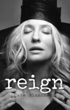 Reign (Cate Blanchett x Woman) by Rue_06103