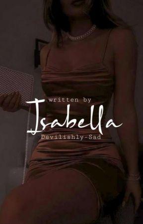 ISABELLA by DEVILISHLY-SAD