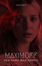 𝐌𝐚𝐱𝐢𝐦𝐨𝐟𝐟 • Her Name Was Wanda by lexyvey