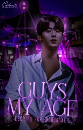Guys My Age ¡! Hwang Minhyun by cocktaeil_