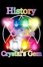 Crystal's Of Harmony [Orgin Story] by SnowieTheBlueBraixen