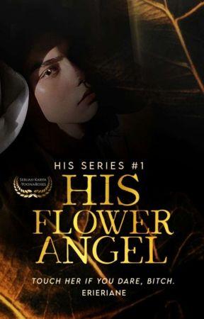 HS1| HIS FLOWER ANGEL by -YoonaRoses