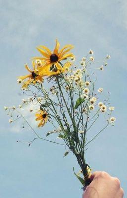  taekook hoa lá
