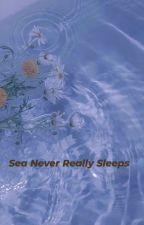 Sea Never Really Sleeps by henderywongies