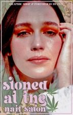 STONED AT THE NAIL SALON, graphic shop & portofolio by solvrpower