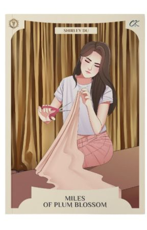 Miles of Plum Blossom by shirleyduassa