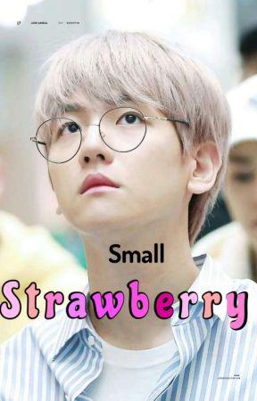 Small strawberry by QueenChanBaek
