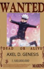 One Piece: Axel D. Genesis by Z6R1AD