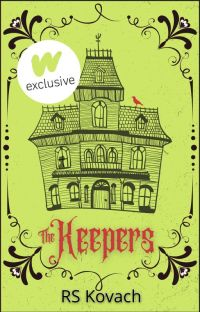 The Keepers | ✓ cover