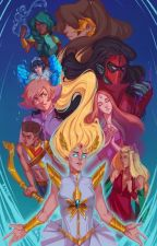 Never Let Her Go [She-Ra and the Princesses of Power x Female Reader] by genshin-hoe