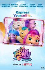 My Little Pony: A New Generation x Male Human-Alicorn Hybrid Reader by BlueAlastor