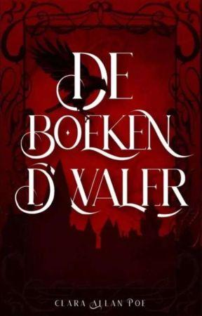 De Boekendwaler by ClaraAllanPoe