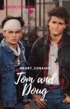 Love ya, man~Tom Hanson x Doug Penhall by kurt_cobainn