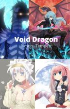 Rimuru Tempest the Void Dragon by elite3532