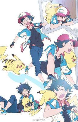 (POKEMON) Zeref ở thế giới Pokemon (Phần 2)
