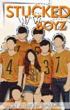 Stucked with Boyz  by Kritika2502