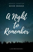 A Night To Remember by loewenanni
