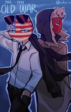 You Destroyed Me {Cold War AU (Countryhumans)} by AverageMinds