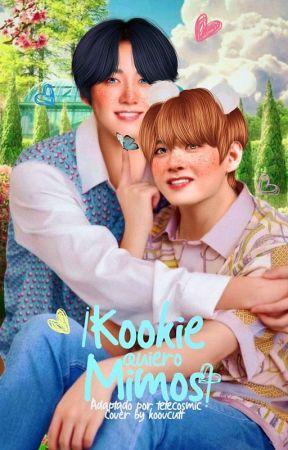 Kookie Quiero Mimos ¡𔘓! KookTae by tetecosmic