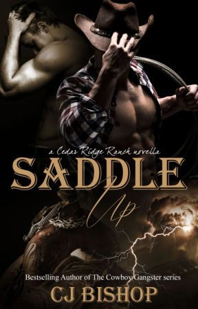 Saddle Up: a Cedar Ridge Ranch novella by AMS1971
